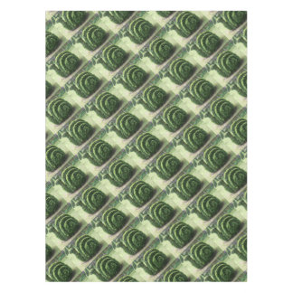 Mantel Arbusto ornamental del caracol de jardín del verde