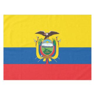Mantel Bandera de Ecuador