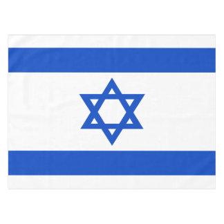 Mantel Bandera del estado de Israel
