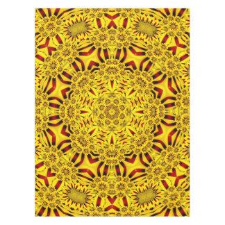 Mantel colorido del algodón de las maravillas