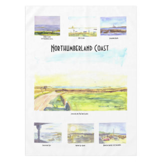Mantel de la costa de Northumberland