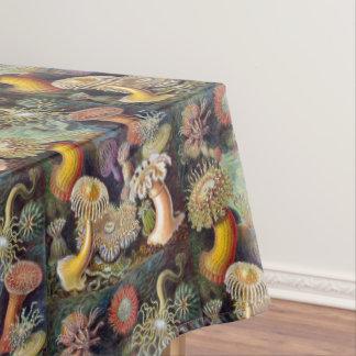 Mantel Diseño subacuático del vintage con belleza sutil