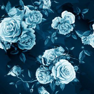b7ca6bb4b Mantel Individual Modelo color de rosa azul clásico