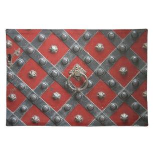 Mantel Individual Placemat medieval