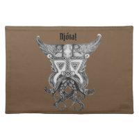 Viking medieval - Njota Placemat