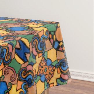 Mantel Modelo abstracto moderno Michelle Collins