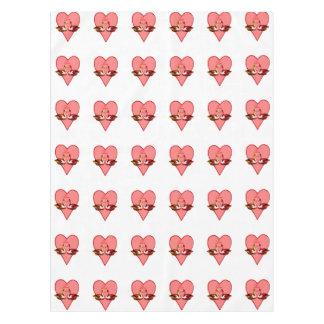 Mantel Patos de mandarín en amor