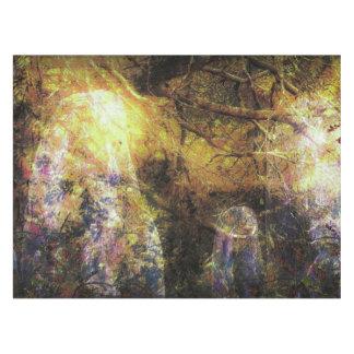 Mantel Piedras derechas; Ecos de los Ancients Tab.Cloth