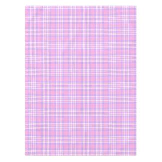 Mantel Primavera púrpura rosada Pascua de la guinga de la