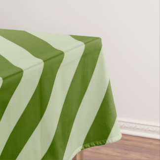 Mantel Rayas verdes