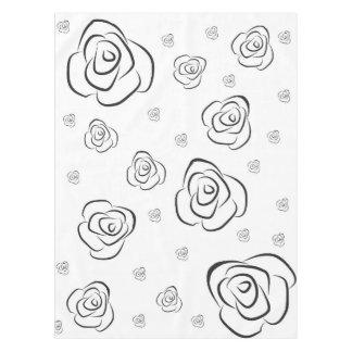 Mantel Rosas