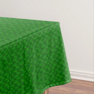 Mantel verde oscuro del mantel Texture#9-b de la