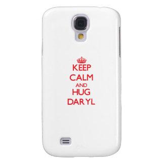 Mantenga tranquilo y ABRAZO Daryl