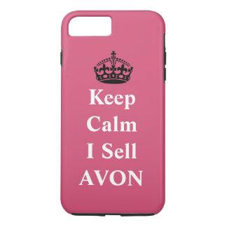Mantenga tranquilo yo venden AVON Funda iPhone 7 Plus