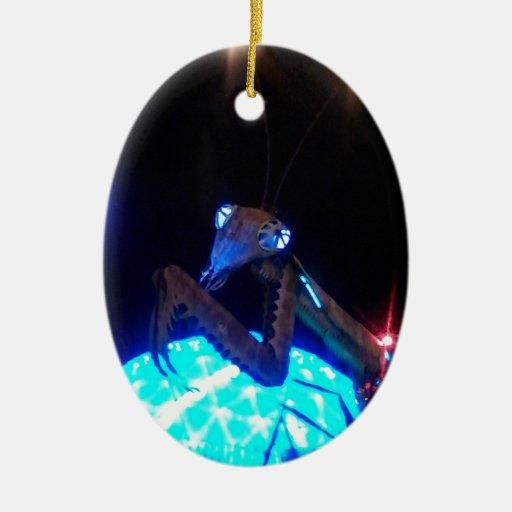 mantis religiosa del metal - 1.jpg adornos de navidad