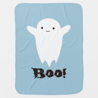 Mantita Para Bebé ¡Abucheo lindo! Fantasma