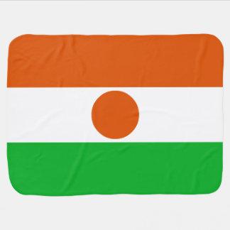 Mantita Para Bebé Bandera de Niger