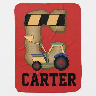 Mantita Para Bebé Carter's personalizó los regalos