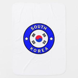 Mantita Para Bebé Corea del Sur