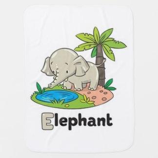 Mantita Para Bebé E para el elefante