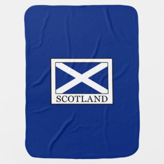 Mantita Para Bebé Escocia