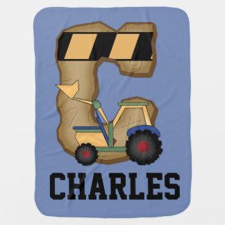 Mantita Para Bebé Los regalos personalizados de Charles