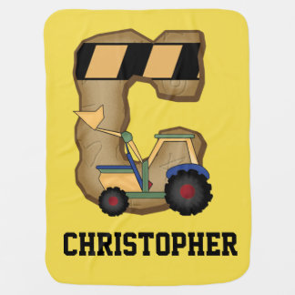 Mantita Para Bebé Los regalos personalizados de Christopher