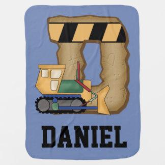 Mantita Para Bebé Los regalos personalizados de Daniel