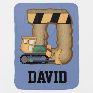 Mantita Para Bebé Los regalos personalizados de David