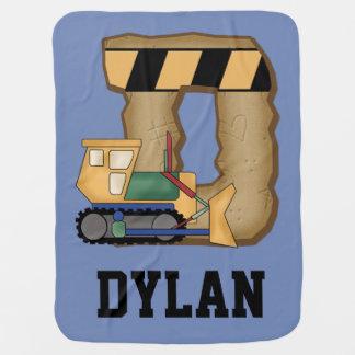 Mantita Para Bebé Los regalos personalizados de Dylan