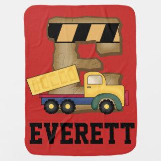 Mantita Para Bebé Los regalos personalizados de Everett