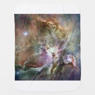 Mantita Para Bebé Nebulosa de Orión