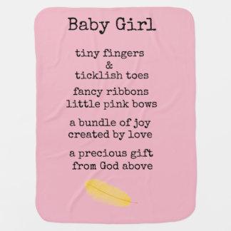 Mantita Para Bebé niña