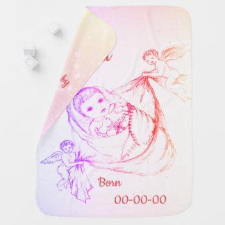 Mantita Para Bebé Nuevo diseño de la niña
