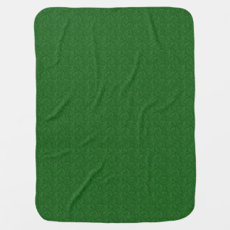 Mantita Para Bebé Paisley verde
