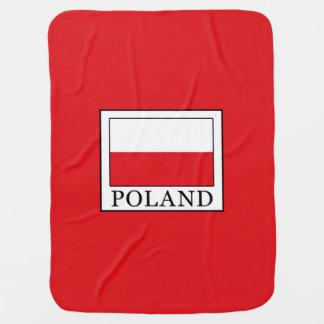 Mantita Para Bebé Polonia