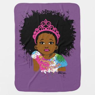 Mantita Para Bebé Princesa Baby Blanket de la moca