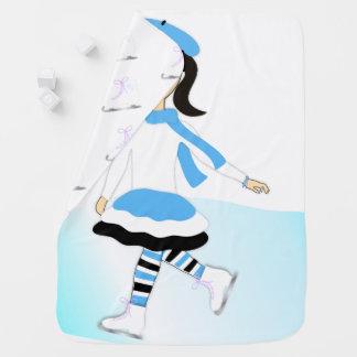 Mantita Para Bebé Princesa del hielo