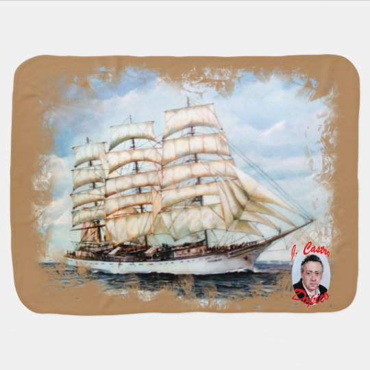 Mantita Para Bebé Regata Cutty Sark/Cutty Sark Tall Ships' Race