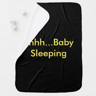 Mantita Para Bebé Shh… El dormir del bebé