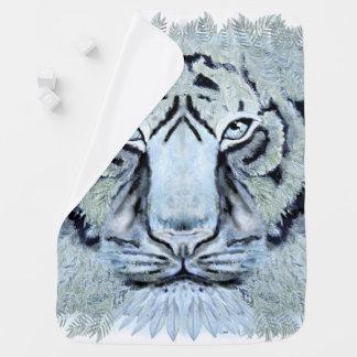 Mantita Para Bebé Tigre salvaje
