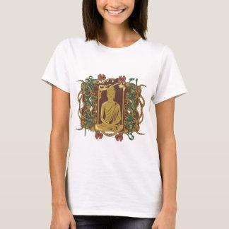 Mantra de Buda del vintage Camiseta