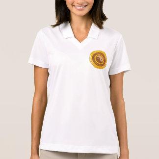 Mantra tibetano Yin Yang Polo Camisetas