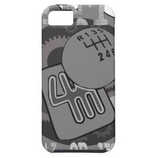 manual querido o nada (caja de cambios) funda para iPhone SE/5/5s