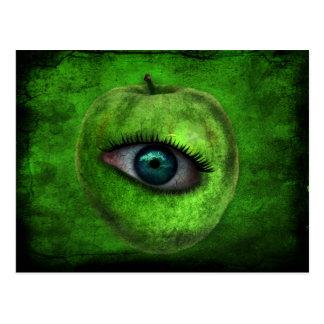 manzana de mi ojo postal