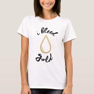 Manzana golden blood camiseta
