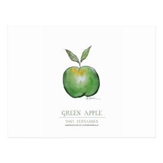 manzana verde, fernandes tony postal