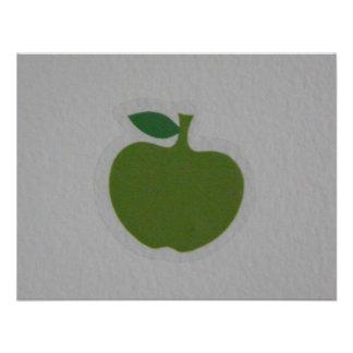 manzana verde anuncios