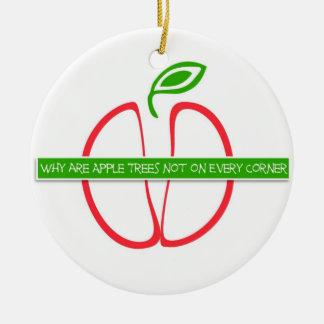 Manzano Para la comida Ornatos