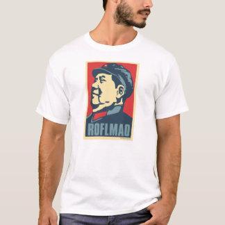 Mao Zedong - ROFLMAO: Camiseta de OHP